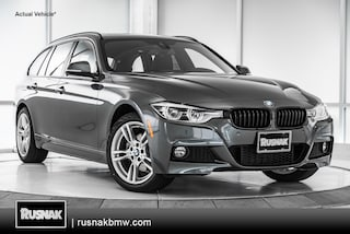 New 2019 BMW 330i Sports Wagon Los Angeles California