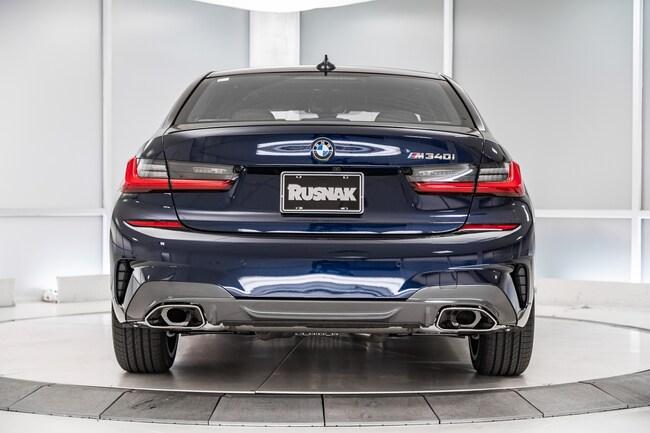 Buy Or Lease New 2020 Bmw M340i Los Angeles Vin Wba5u7c03laf53996