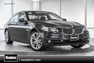 2016 BMW 535i Sedan 4dr Car