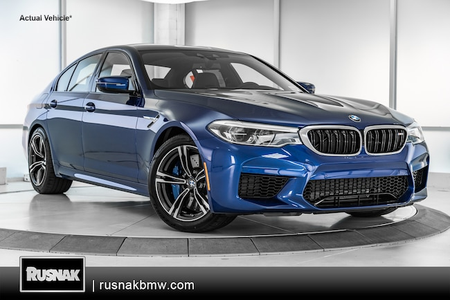 New 2019 BMW M5 Sedan For Sale Los Angeles California