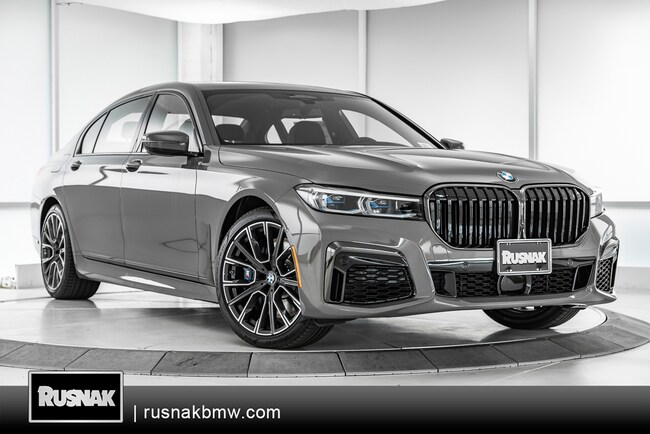 New 2020 BMW 750i Sedan For Sale Los Angeles California