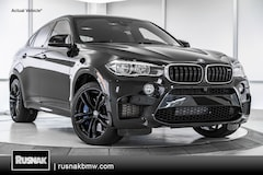 New 2019 BMW X6 M SAV Los Angeles California
