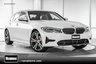 New 2019 BMW 330i Sedan Los Angeles California