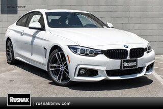 New 2019 BMW 440i Coupe Los Angeles California