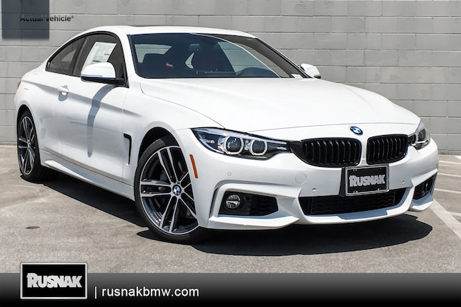 New 2019 BMW 440i Coupe For Sale Los Angeles California