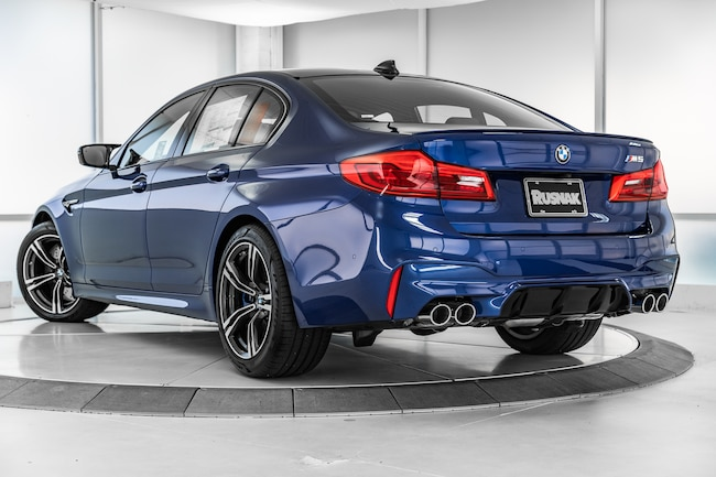 Buy Or Lease New 2019 Bmw M5 Los Angeles Vin