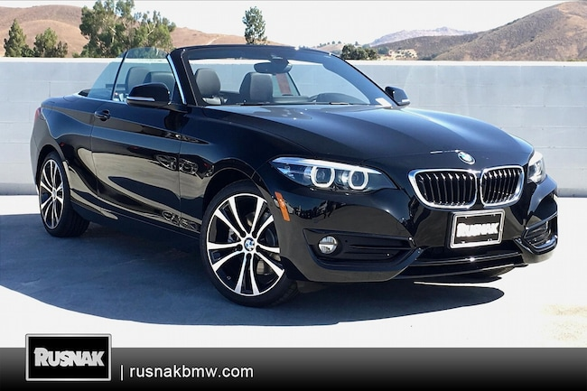 New 2020 BMW 230i Convertible For Sale Los Angeles California
