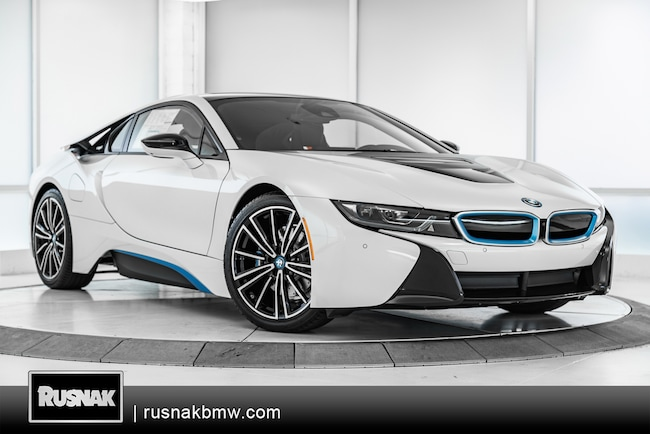 New 2019 BMW i8 Coupe For Sale Los Angeles California