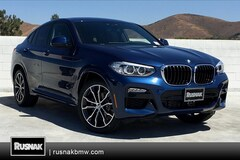 New 2020 BMW X4 Sports Activity Coupe Los Angeles California