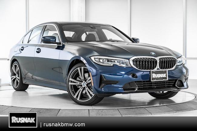 New 2019 BMW 330i Sedan For Sale Los Angeles California