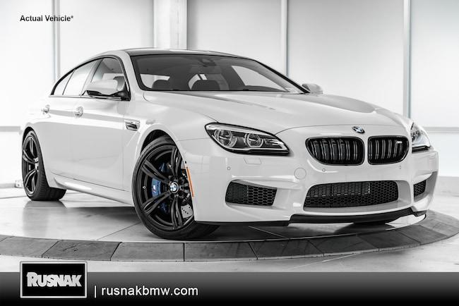 d8edd0e1ab06 New 2019 BMW M6 Gran Coupe For Sale Los Angeles California