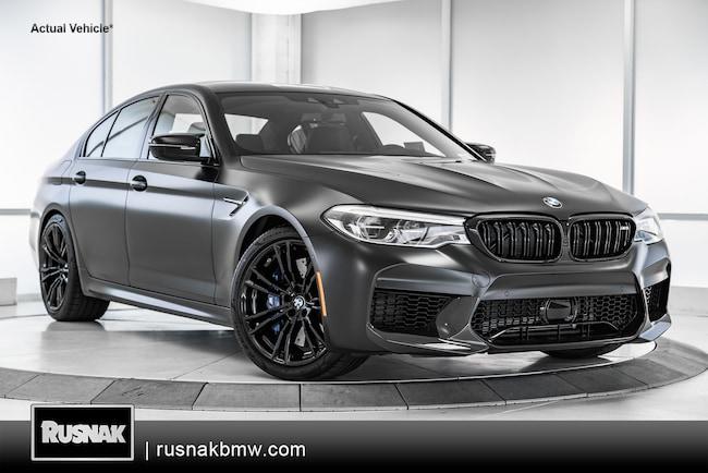 New 2019 BMW M5 Sedan For Sale Los Angeles California