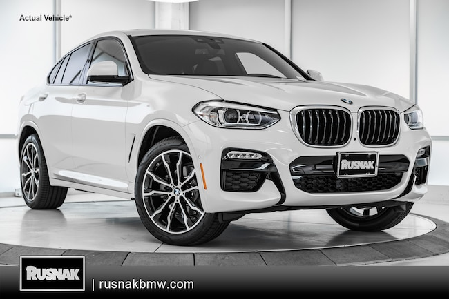 New 2019 BMW X4 Sports Activity Coupe For Sale Los Angeles California