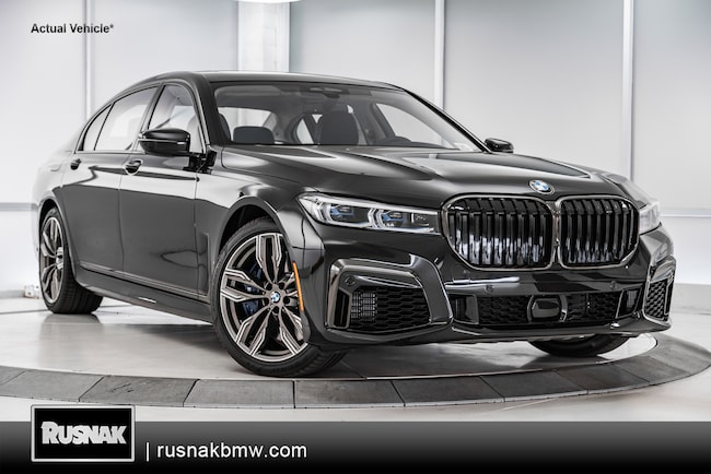 New 2020 BMW M760i Sedan For Sale Los Angeles California
