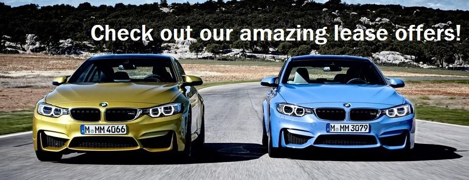 New BMW Car Specials in Thousand Oaks near Camarillo