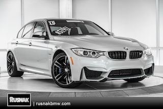 2016 BMW M3 Sedan 4dr Car