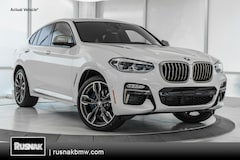 New 2019 BMW X4 Sports Activity Coupe Los Angeles California