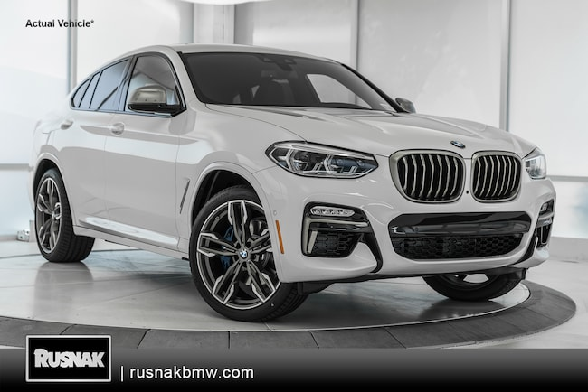 Buy Or Lease New 2019 Bmw X4 Los Angeles Vin 5uxuj5c51kla93293