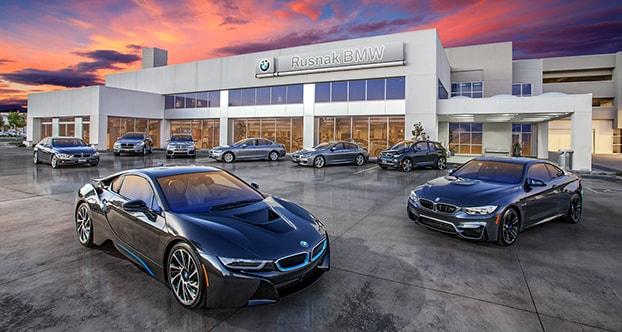 Rusnak BMW  New BMW dealership in Thousand Oaks CA 91362