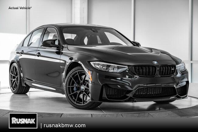 New 2018 BMW M3 Sedan For Sale Los Angeles California