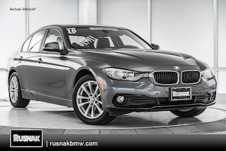 Used 2016 BMW 320i Sedan 4dr Car Los Angeles California