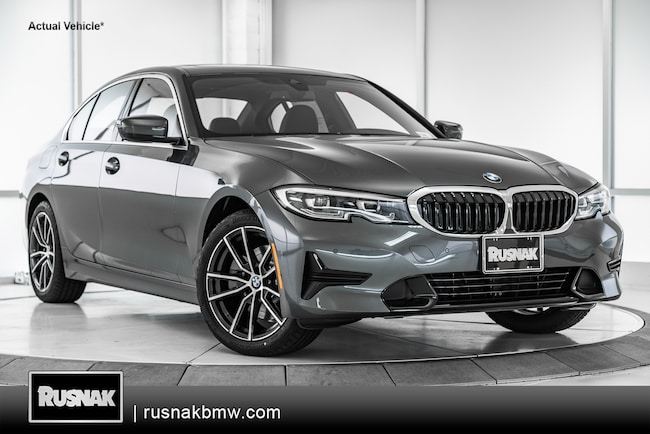 New 2019 BMW 330i Sedan For Sale Los Angeles California
