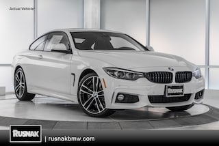 New 2020 BMW 430i Coupe Los Angeles California