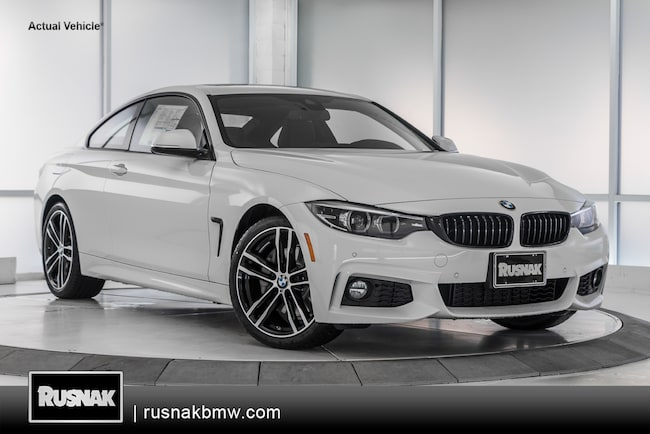 New 2020 BMW 430i Coupe For Sale Los Angeles California