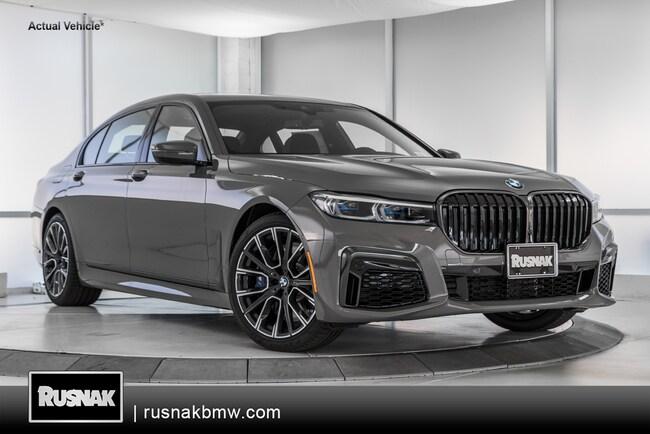 New 2020 BMW 740i Sedan For Sale Los Angeles California