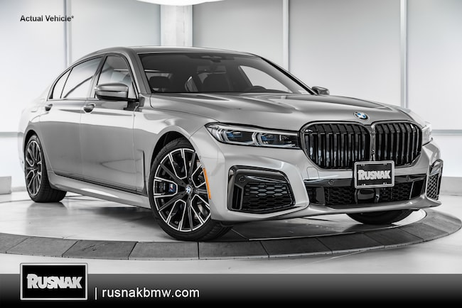 New 2020 BMW 750i Sedan For Sale Los Angeles California
