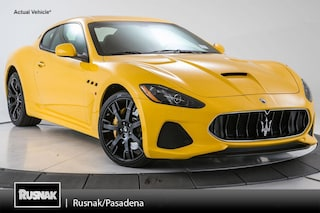 New 2018 Maserati GranTurismo MC for sale near you in Pasadena, CA
