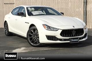 New 2019 Maserati Ghibli S for sale near you in Pasadena, CA