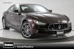 Pre owned 2017 Maserati Ghibli S Q4 for sale near you in Pasadena, CA