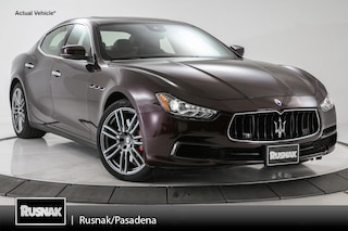 Pre-owned 2017 Maserati Ghibli S Q4 for sale near you in Pasadena, CA