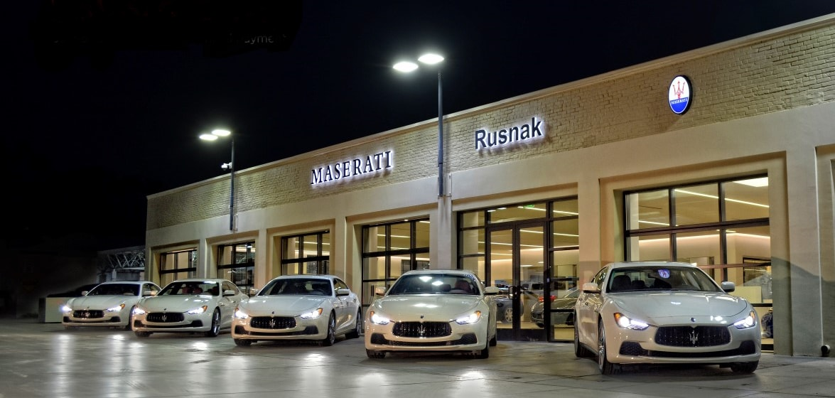 Rusnak Maserati of Pasadena - Near Los Angeles