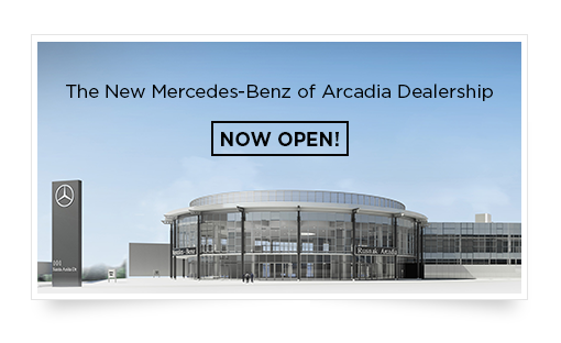 Mercedes benz of arcadia serving los angeles pasadena area for Mercedes benz dealers in los angeles area