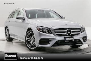 New 2018 Mercedes-Benz E-Class Wagon Los Angeles