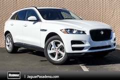 New 2019 Jaguar F-PACE SUV Los Angeles Southern California