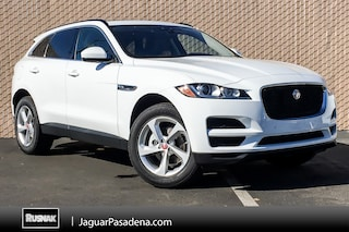 New 2019 Jaguar F-PACE Premium SUV Los Angeles Southern California
