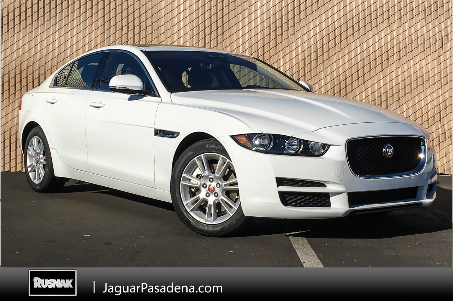 New 2019 Jaguar XE 25t Premium Sedan For Sale Los Angeles California