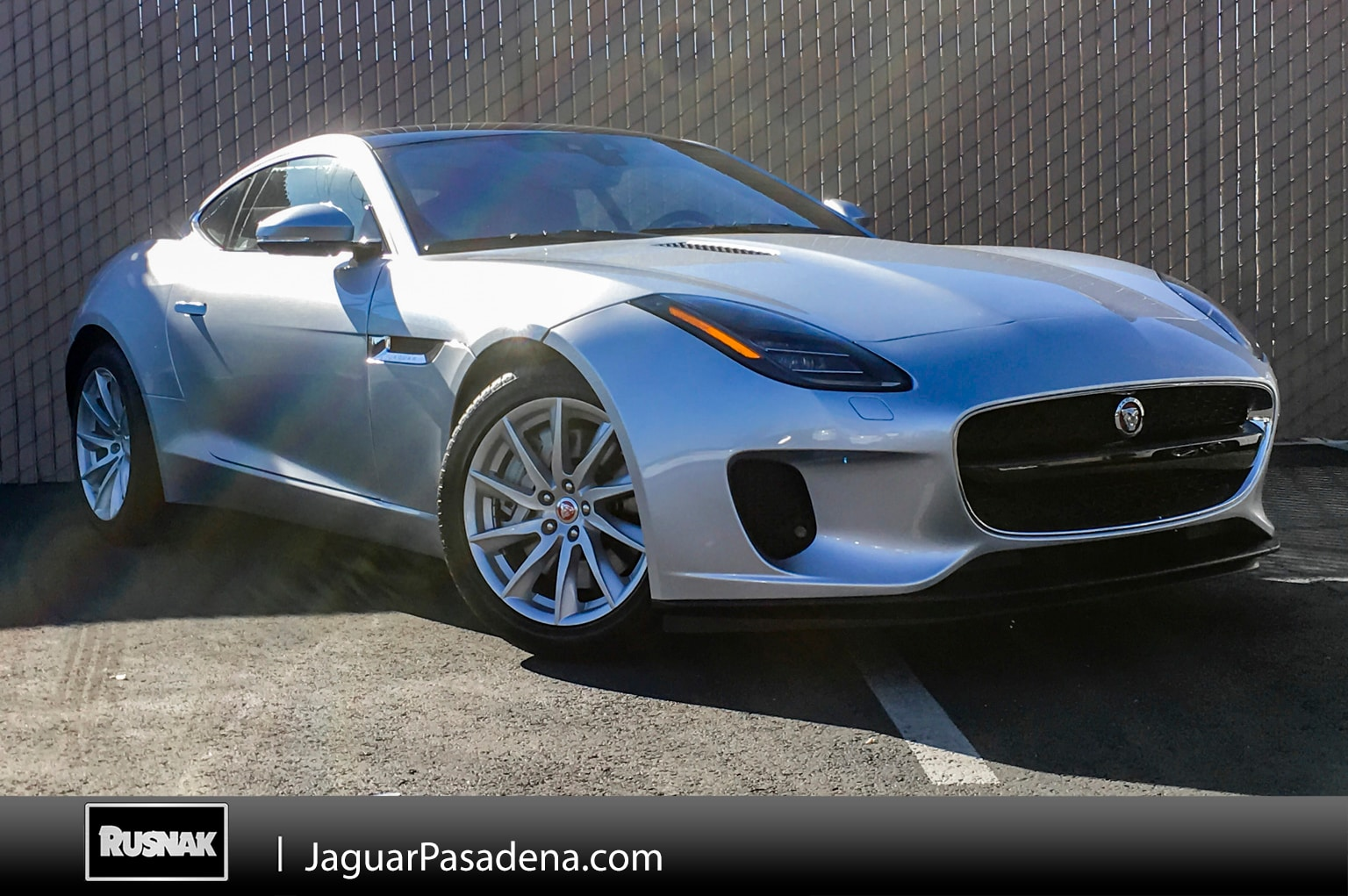 New 2019 Jaguar F-TYPE Coupe Coupe For Sale Los Angeles California