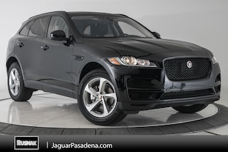 New 2019 Jaguar F-PACE Premium SUV Los Angeles Southern California
