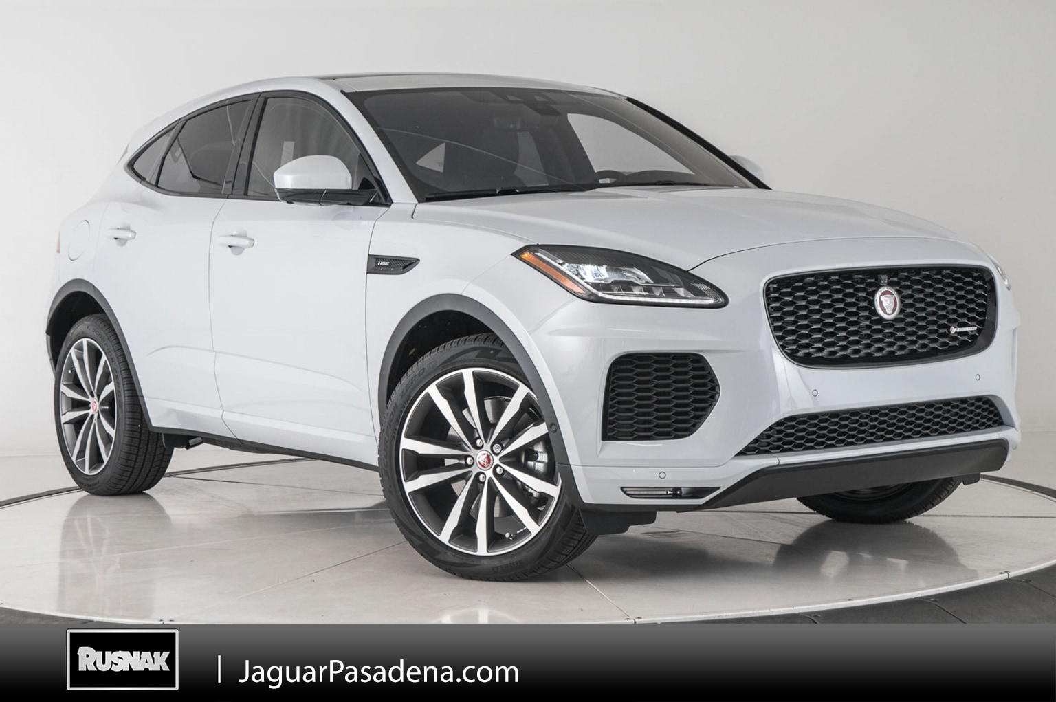 New 2019 Jaguar E-PACE HSE SUV For Sale Los Angeles California