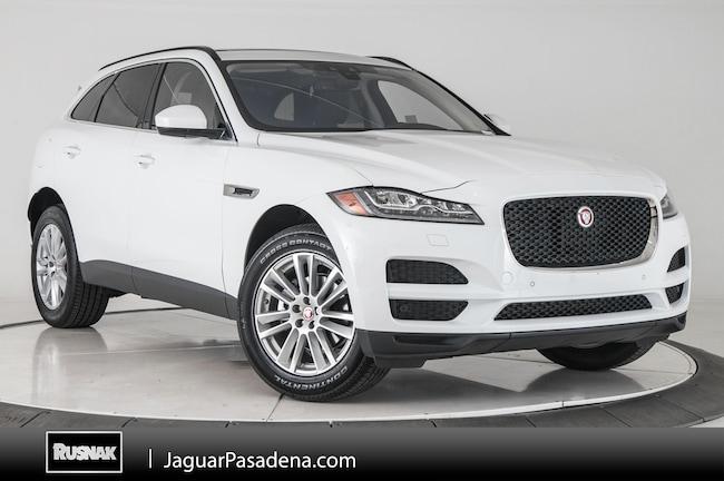 Certified Used 2018 Jaguar F-PACE 20d Prestige SUV For Sale Los Angeles California