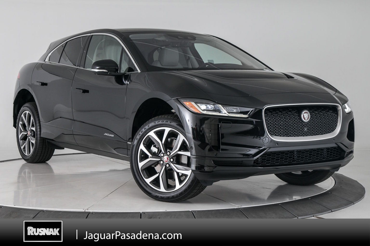 New 2019 Jaguar I-PACE HSE SUV For Sale Los Angeles California