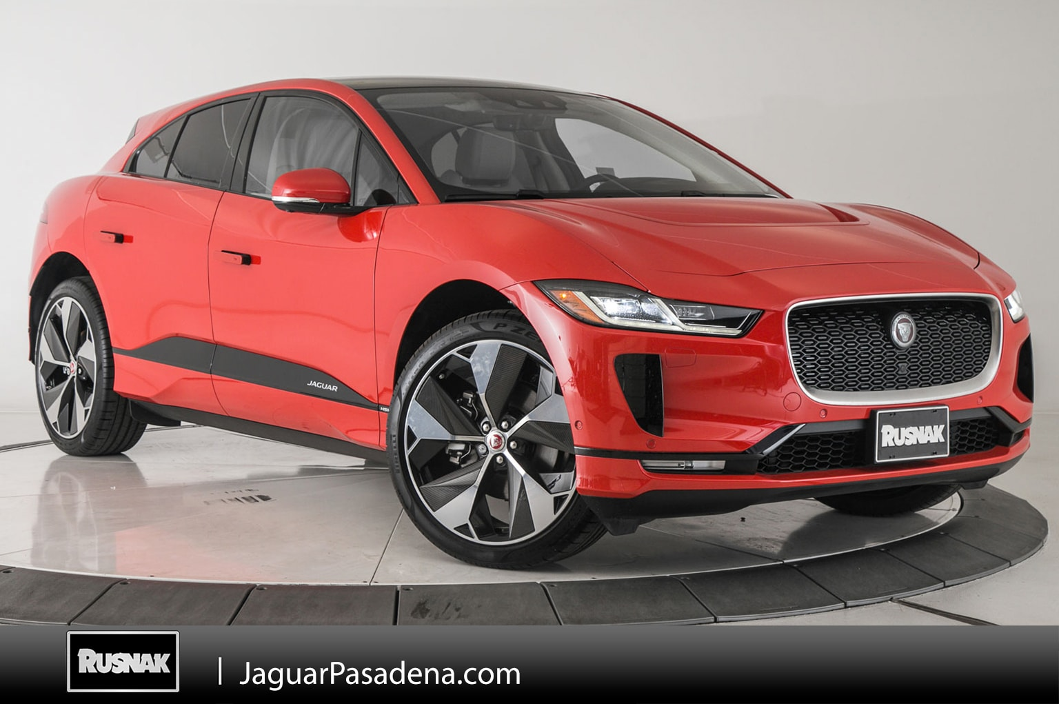 New 2019 Jaguar I-PACE First Edition SUV For Sale Los Angeles California