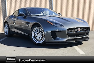 New 2019 Jaguar F-TYPE Coupe Coupe Los Angeles Southern California