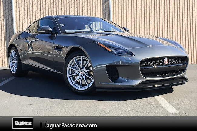 New 2019 Jaguar F-TYPE P300 For Sale Los Angeles California
