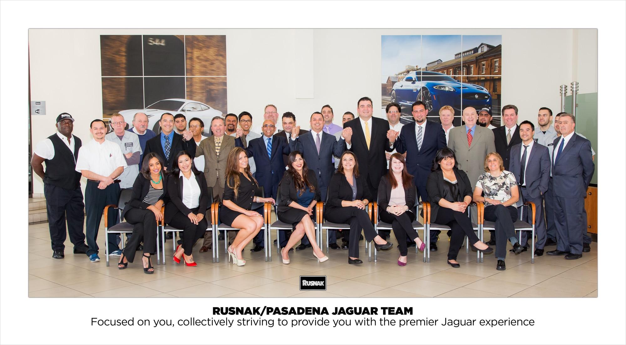 Performance Rusnak Pasadena Jaguar ...