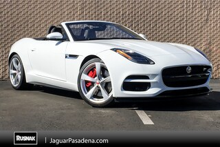 New 2019 Jaguar F-TYPE Convertible Los Angeles Southern California